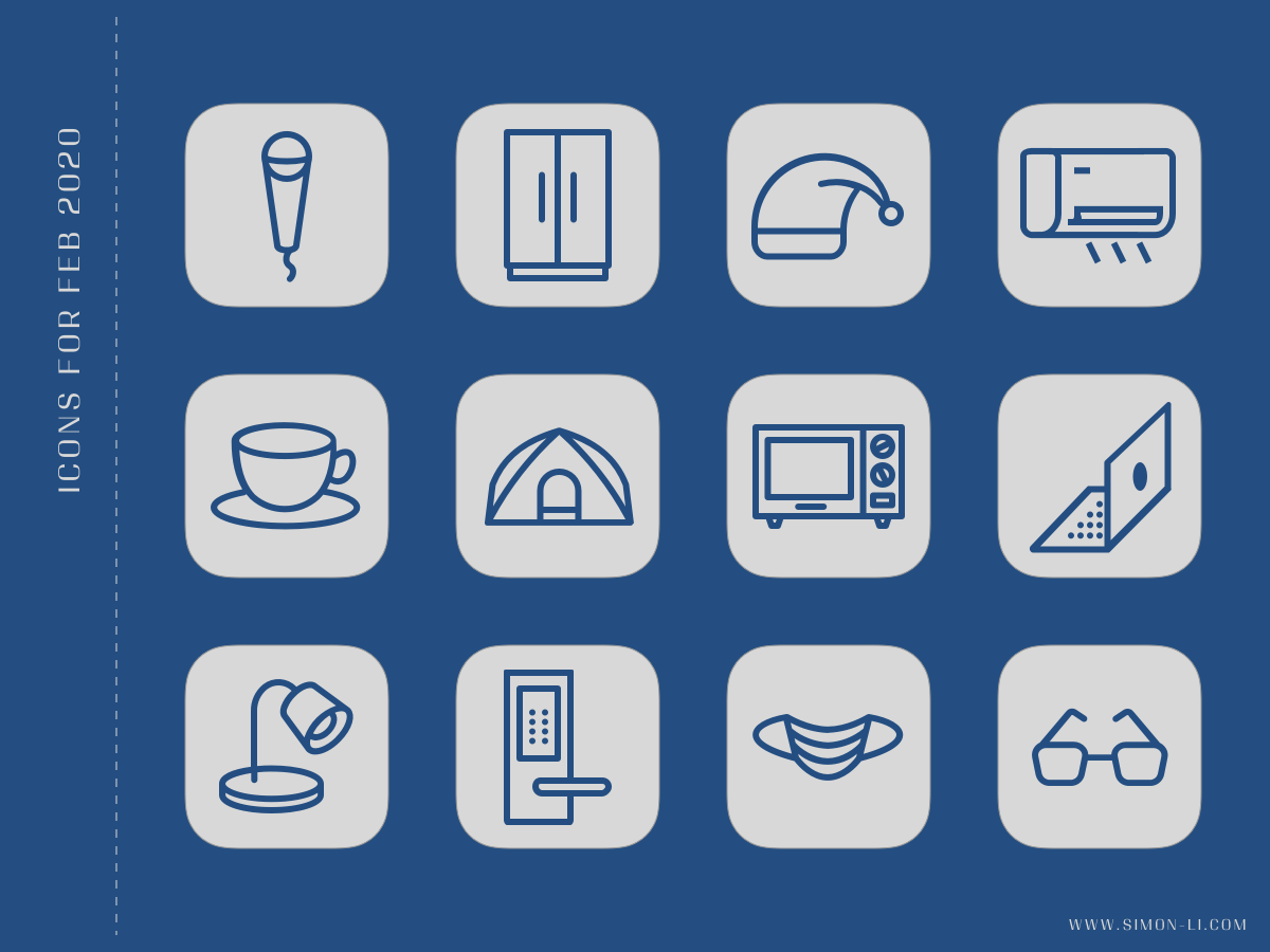 Icon Set (Feb 2020)