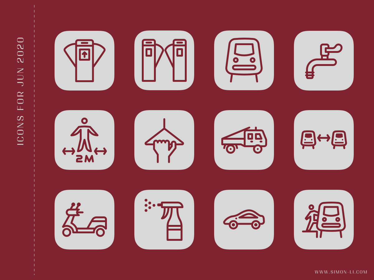 Icon Set (Jun 2020)