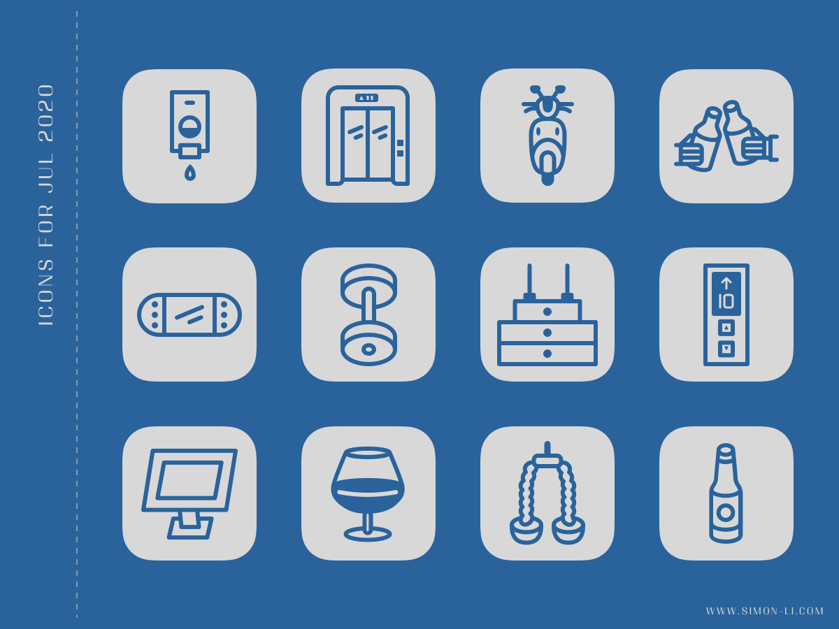 Icon Set (Jul 2020)